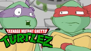 One of DashieXP's most viewed videos: TEENAGE MUTANT GHETTO TURTLEZ!