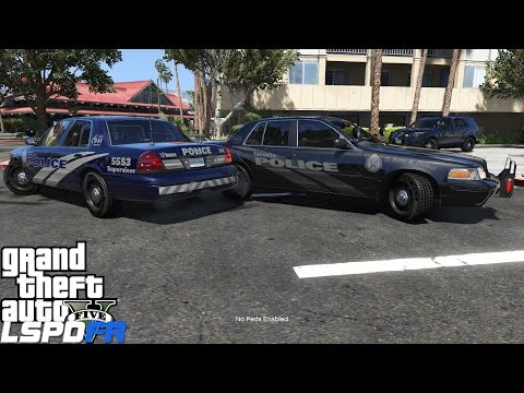 GTA 5 LSPDFR Police Mod 137 | Toronto Police Service | Stealth Car's | I'm Fighting For My Life