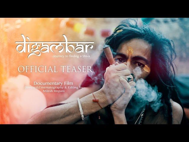 Digambar - Official Teaser | Documentary film by Milesh Mepani