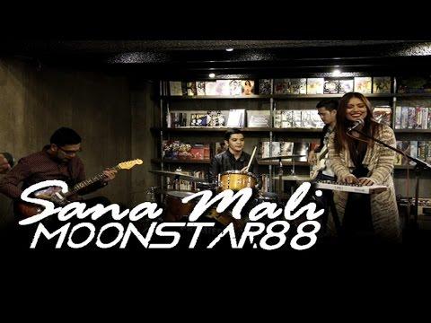 Moonstar88 - Sana Mali (Official Lyric Video)