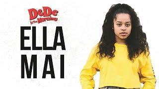 Ella Mai Talks Boo'd Up w/ DeDe In The Morning