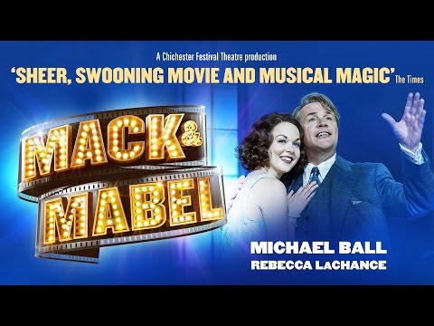 Mack & Mabel at the Theatre Royal Plymouth