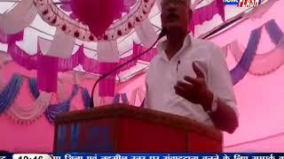 भारत सरकार के केंद्रीय कृषि राज्य मंत्री गजेंद्र सिंह शेखावत और राजस्थान सरकार के ऊर्जा राज्य मंत्री