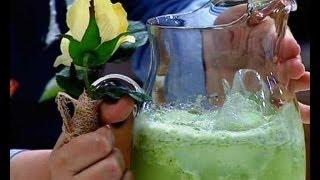 مشروب الليمون مع النعناع - منال العالم