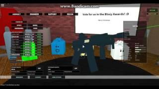 Roblox - Phantom Forces: HK MP5K /w Attachments Review