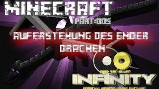 Let´s Play Minecraft [PC/Ger] #005-den Enderdrache wieder auferstehen lassen