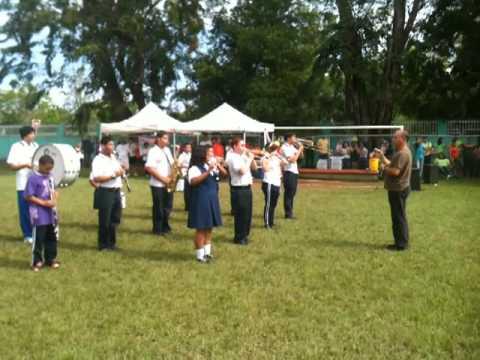 Banda de Marcha de Canteras - Field Day Escuela Sofia Rexach 1