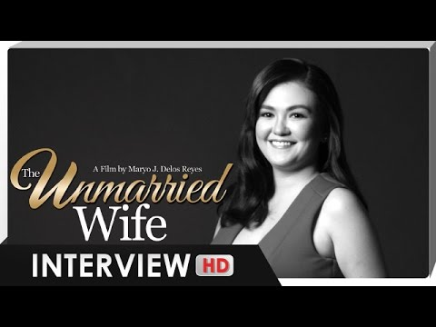 Did Angelica Panganiban get carried away on some scenes in 'The Unmarried Wife'? - 동영상