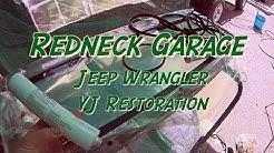 Windshield Installation Jeep Wrangler YJ