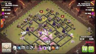 TH10 Bowler 3 star strategy