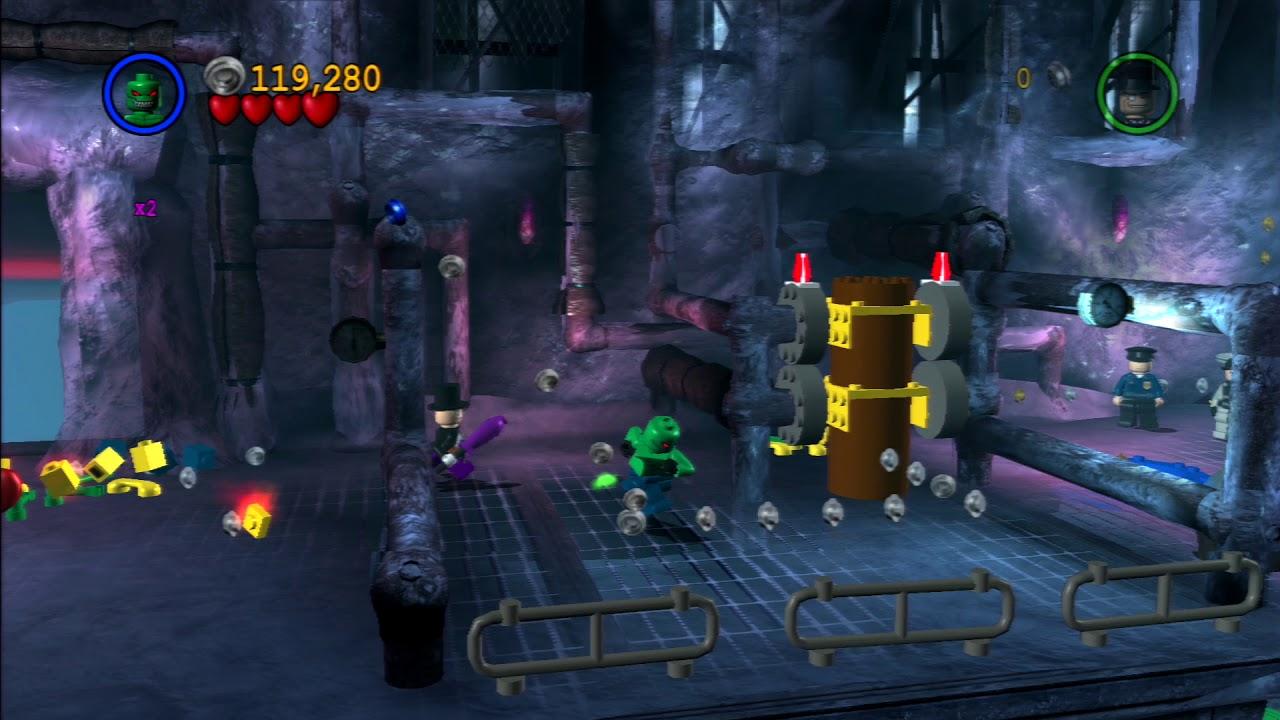 LEGO Batman | Part #35 - On the Rocks (Minikits and Power ...