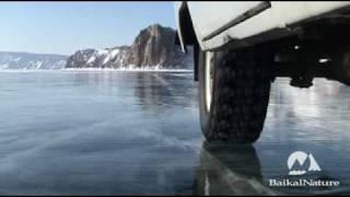 Lake Baikal Ice Tour with BaikalNature