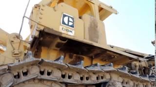 tranportando D8-K CATEPILLAR