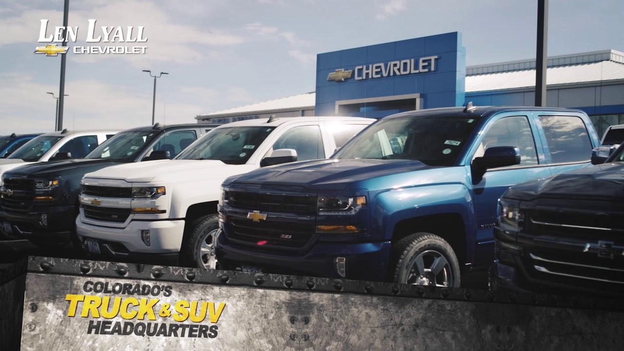 Len Lyall Chevrolet- Mnemonic Agency | len lyall chevrolet