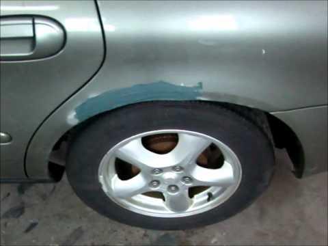 Rusty taurus repair