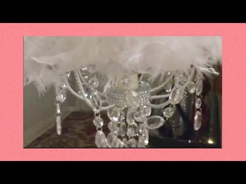 Dollar Tree DIY Easy Elegant Chic Chandelier With A Touch Of Glam Fab Bling Elegance 2017