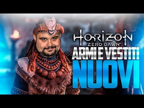Potenziamenti , Nuove Armi e Nuovo Vestito   Horizon Zero Dawn - 8°