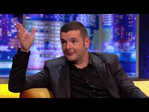 New  The Jonathan Ross Show Kevin Bridges Talks Obama & Water