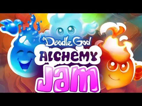 HAVE YOU TRIED THIS NEW GAME? DOODLE GOD ALCHEMY JAM