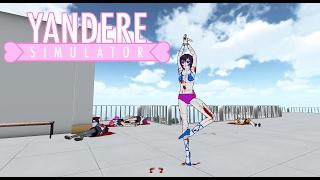 yandere simulator   be ballora mod by me