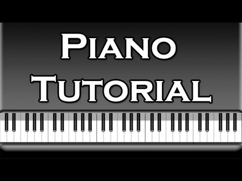 REM / R E M - Everybody Hurts Piano Tutorial [100% speed] (Synthesia)