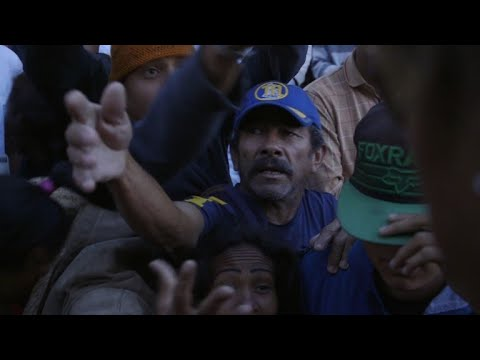Venezuelans fleeing crisis seek shelter in Ecuador