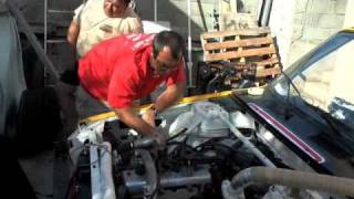 Moteur R20 turbo 4x4 Dakar