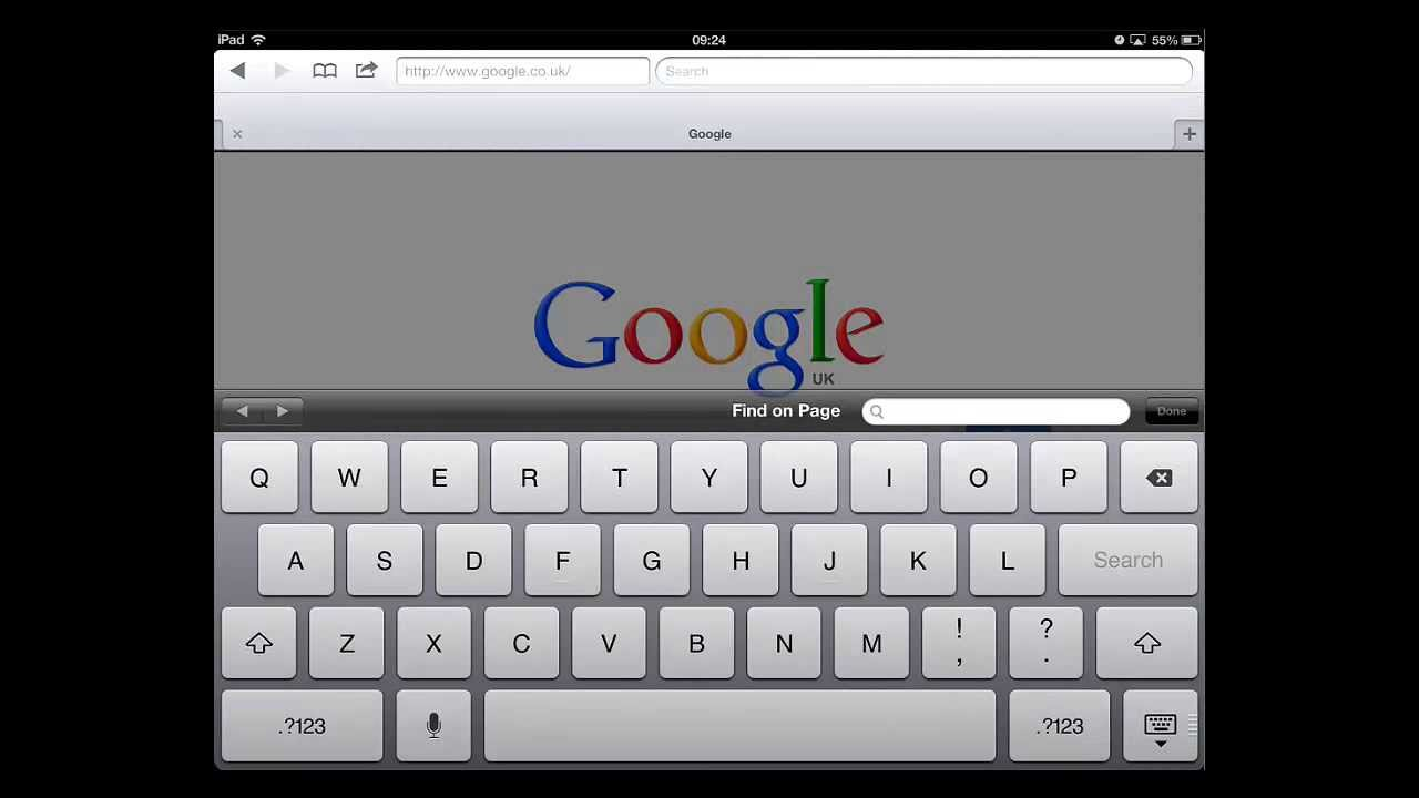 How to Delete Google History on iPad and iPhone YouTube