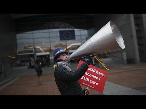 """""""Вкратце из Брюсселя"""": последняя неделя для британских евродепутатов и призыв Германии к Совбезу …"""