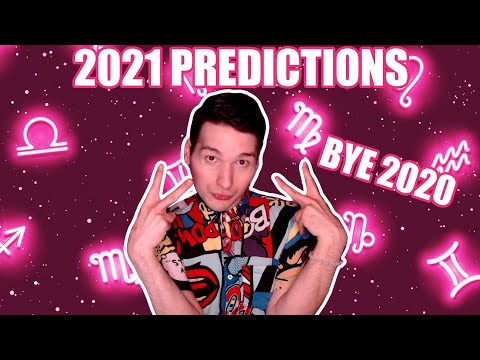 2021 New Year Predictions for YOUR Astrology Sign 🎊 PICK A CARD 🎊