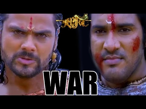 Mahabharat : Final WAR between Duryodhan and Bheem BEGUN | REVEALED 11th August 2014 FULL EPISODE