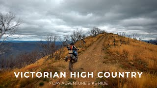 Victorian High Country - 7 Day Adventure Bike Ride