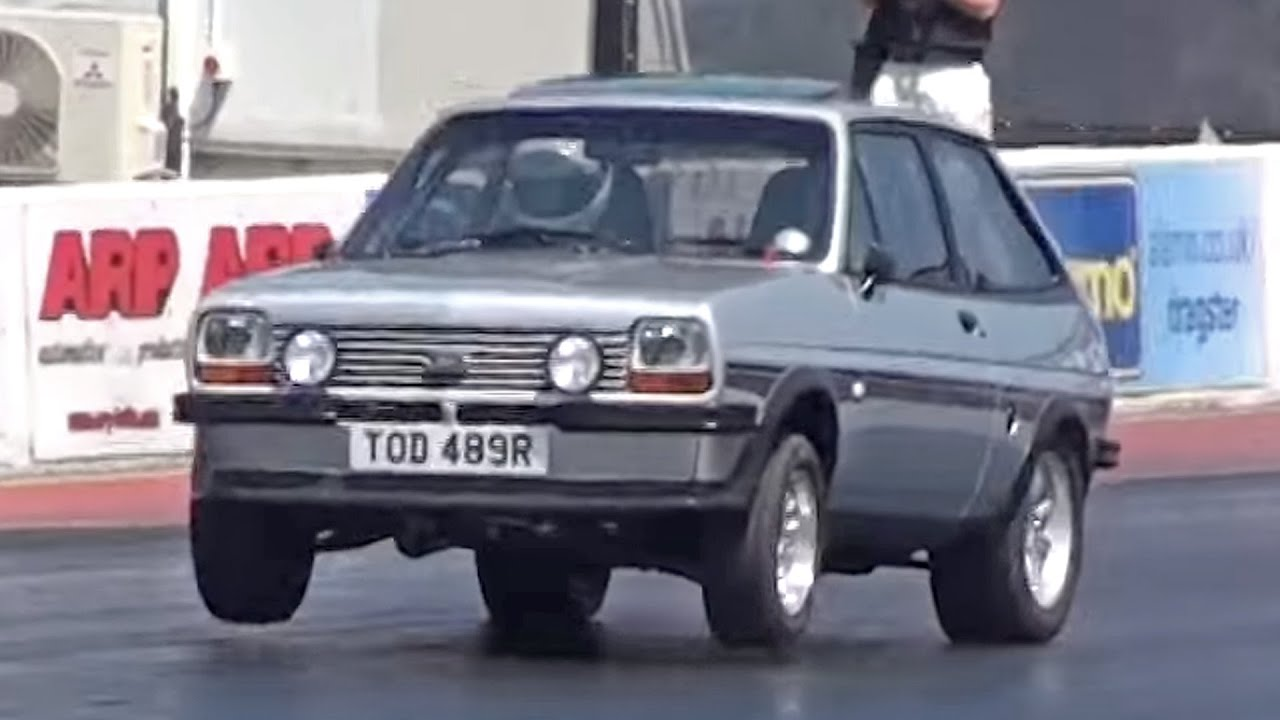 ford fiesta mk1 runs at 143 mph youtube. Black Bedroom Furniture Sets. Home Design Ideas