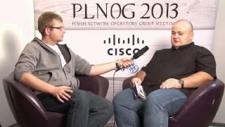 Wywiady PLNOG 11: Łukasz Bromirski (Cisco Systems)