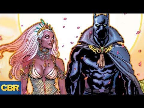 Black Panther X Storm