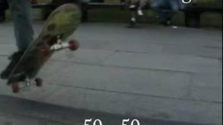 Скейт. Видео - обучение.