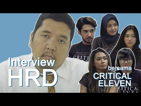 Cast Critical Eleven diinterview HRD