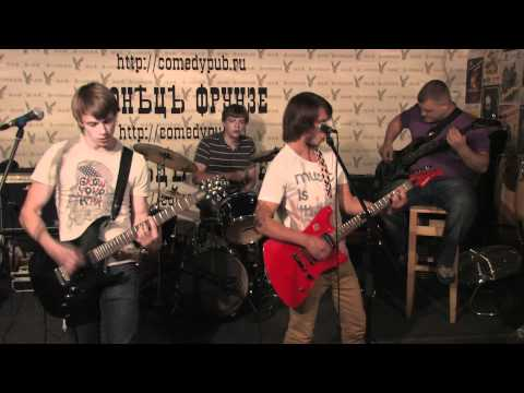 """Silver Remains """"Molly's Chambers"""" (cover Kings Of Leon)"""