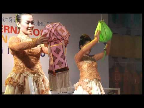 International Lantern Festival 2012 @ Chiang Mai, THAILAND