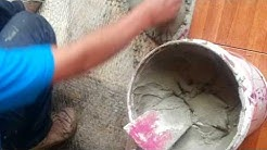Como instalar ceramica sobre el piso de madera(2)