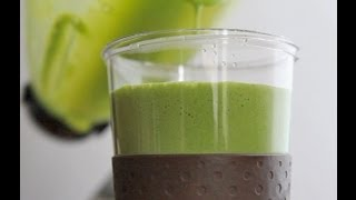 Green Monster Smoothie- Buh Bye Muffin Top!