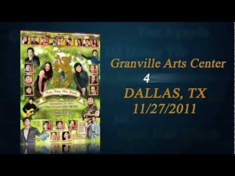 """Giọng Ca Vàng 2011"" live in DALLAS  **11.27.2011**"