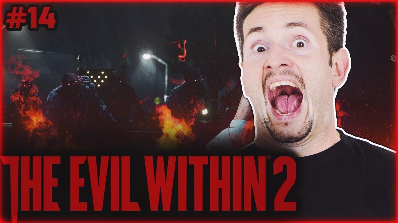 KISIEL MUSI SIĘ ZGADZAĆ | THE EVIL WITHIN 2 | HORROJKI GAMEPLAY #14