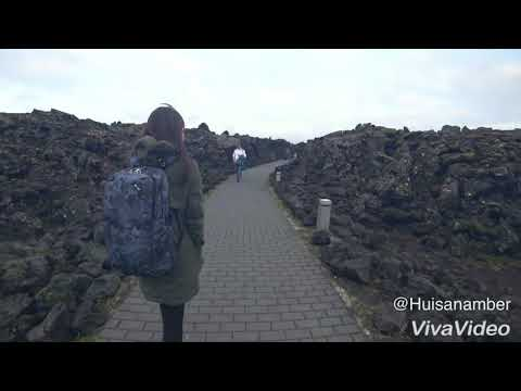 [Ep 24] Iceland - Blue Lagoon (Mobile Vlog)