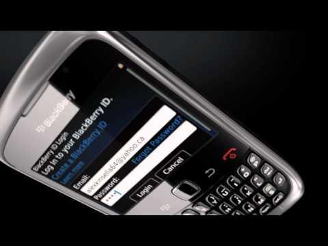 BlackBerry Curve 3G smartphone