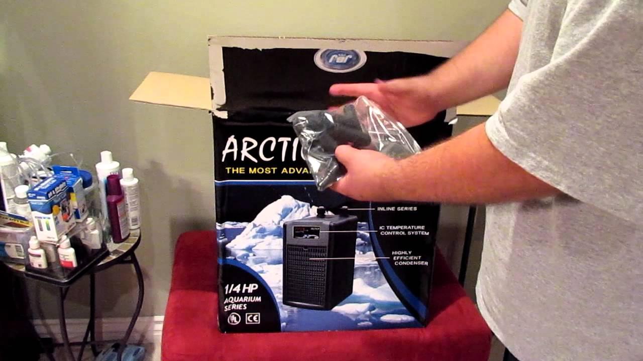 Arctica MINI 1/15 HP Chiller - 115V - JBJ