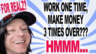Traffic Multiplier Review  - Work Once Get Paid THREE TIMES?