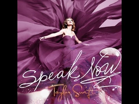 Image result for taylor swift speak now youtube