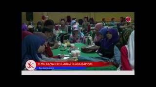 Berita Advetorial. Menggagas Suara Kampus TV