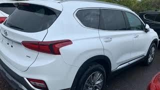 New 2020 Hyundai Santa Fe Capitol Heights MD Washington-DC, MD #FLH180680